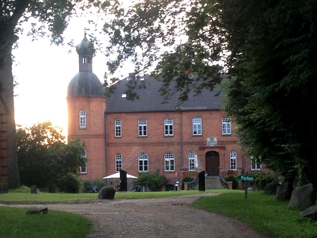 Gut Wittmoldt, ehemaliges Herrenhaus.