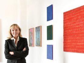 8×2 aktuelle Werke von Erika Maria Riemer-Sartory und Lou Favorite